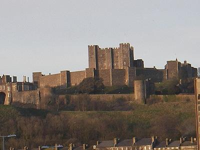 Castle property in Kent